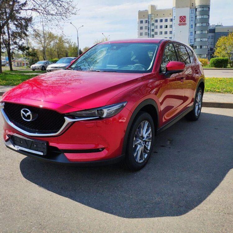 Купить Mazda в Минске
