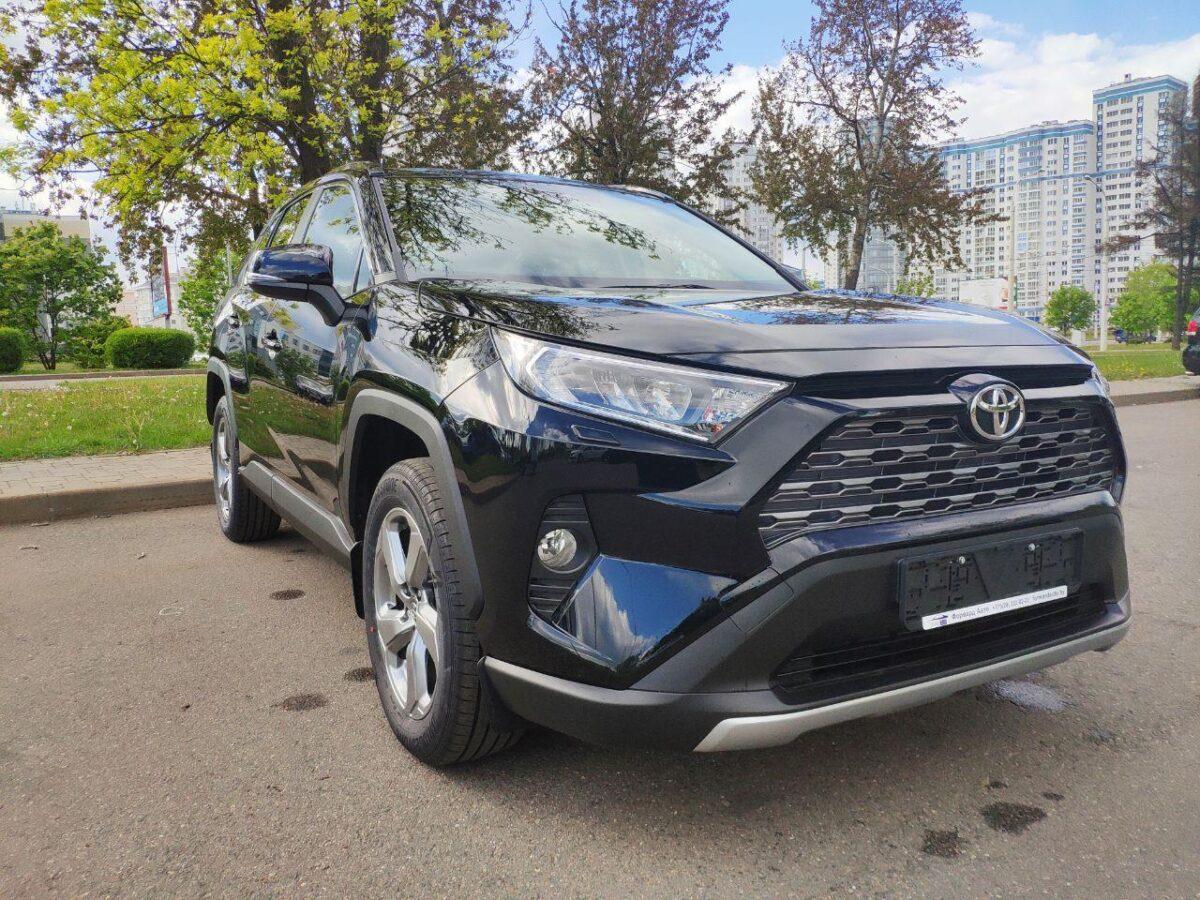 Купить Toyota в Минске