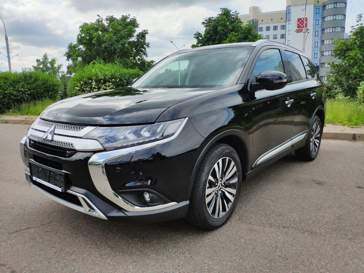 Купить Mitsubishi в Минске
