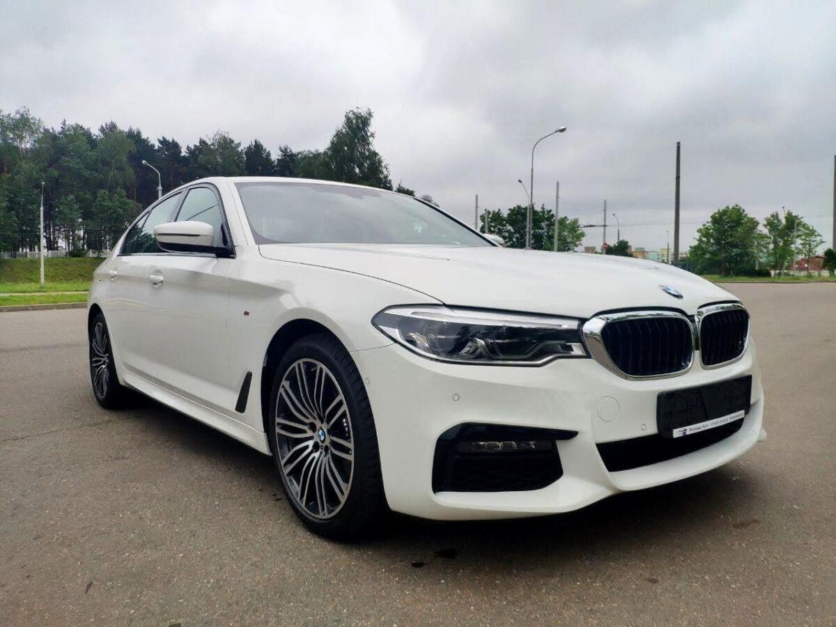 BMW 530d Минск