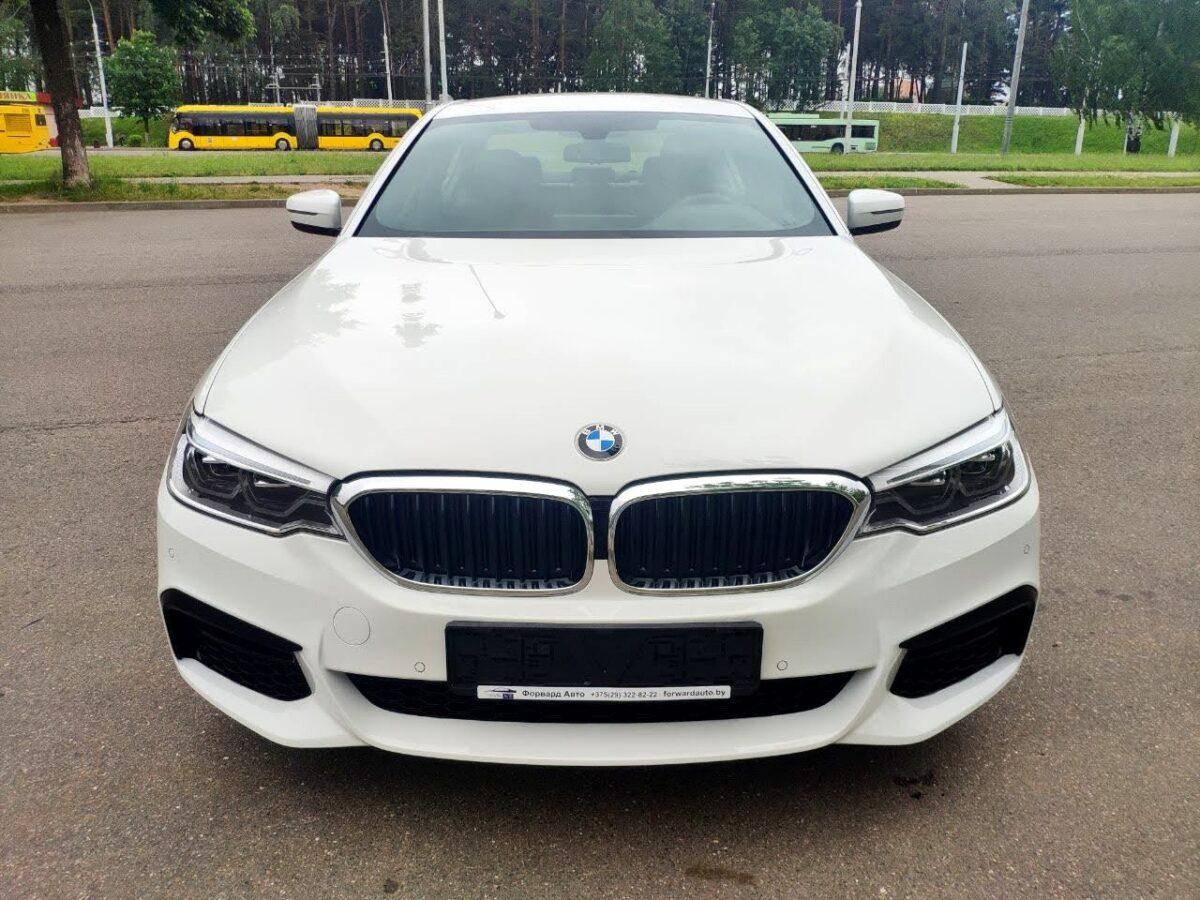 Купить BMW 530d в Минске