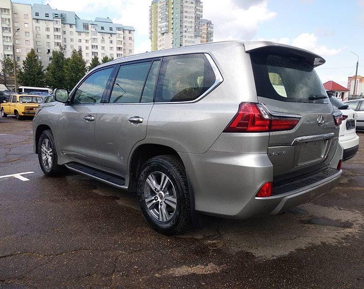 Купить Lexus в Минске Forward Auto