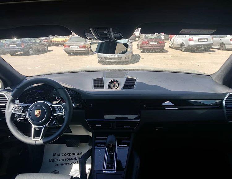 Купить Porsche в Минске Forward Auto