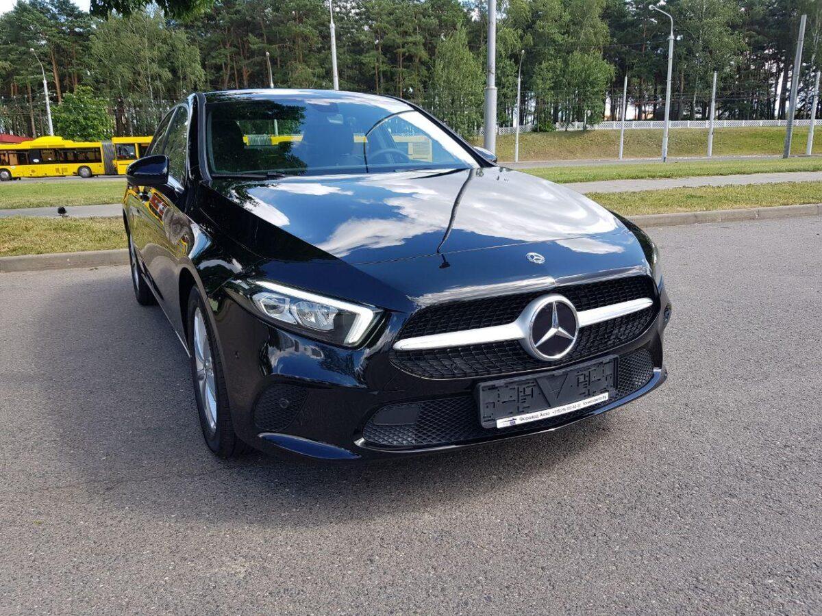 Купить Mercedes в Минске