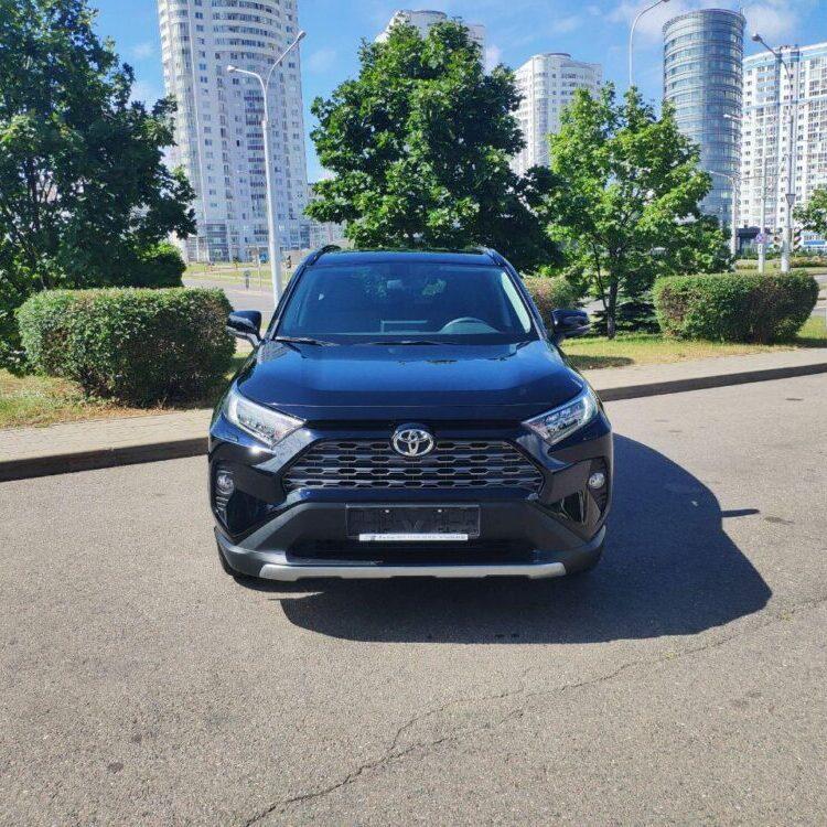 КупитьToyota в Минске Forward Auto