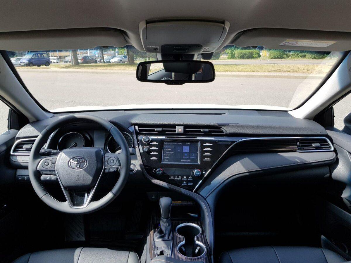 Купить Toyota в Минске Forward Auto