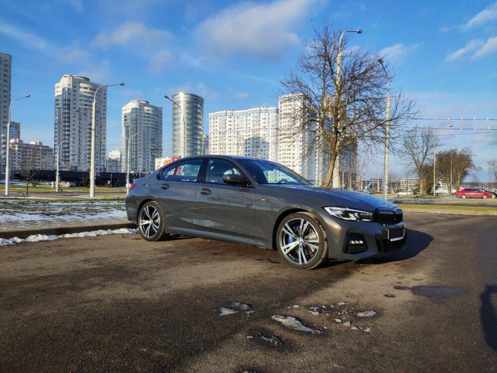Купить BMW 330d Минск форвард авто by forward auto
