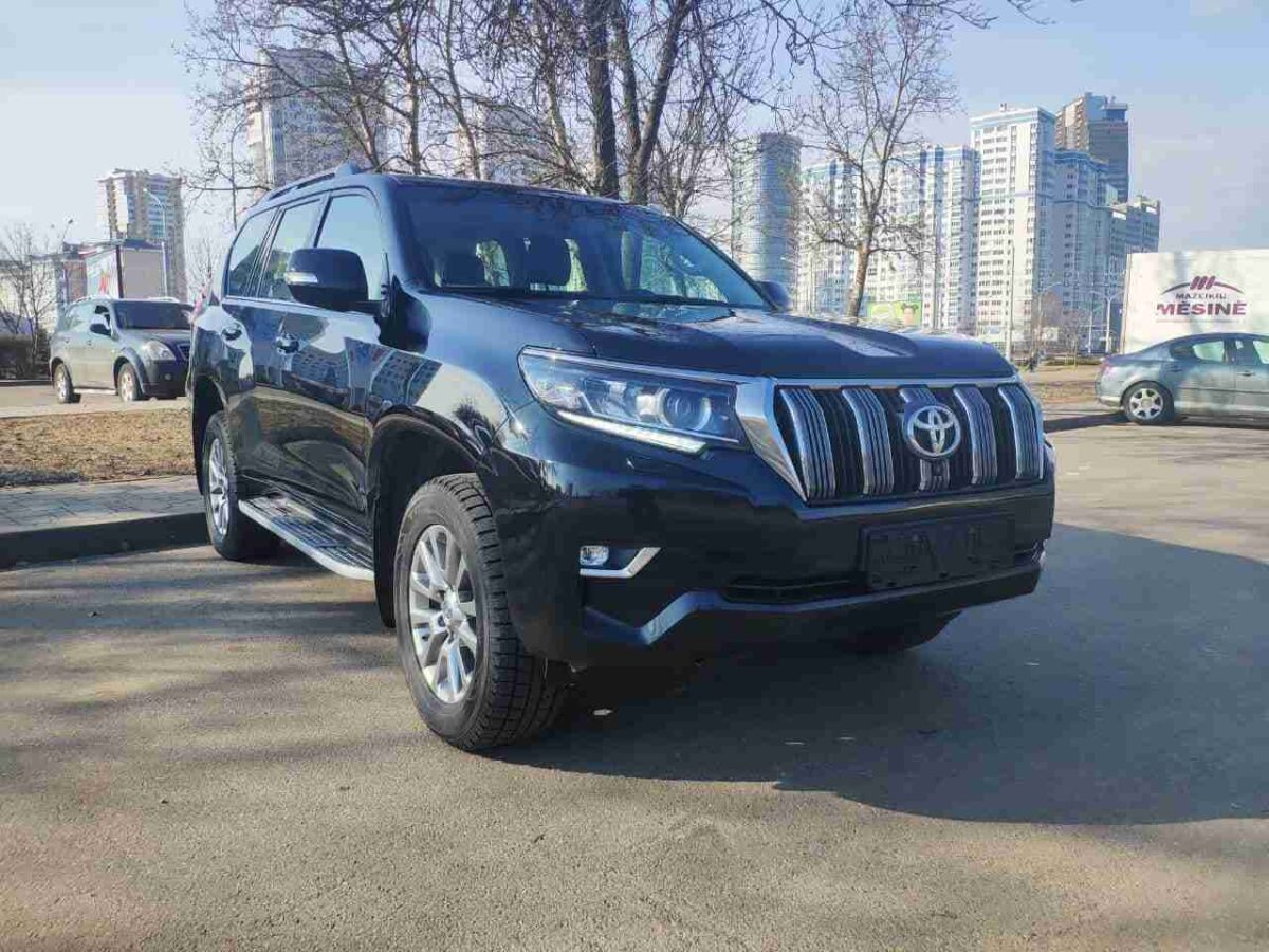 Toyota Land cruiser prado Minsk @forwardautoby тойота минск @форвардавто купить тойота в минске