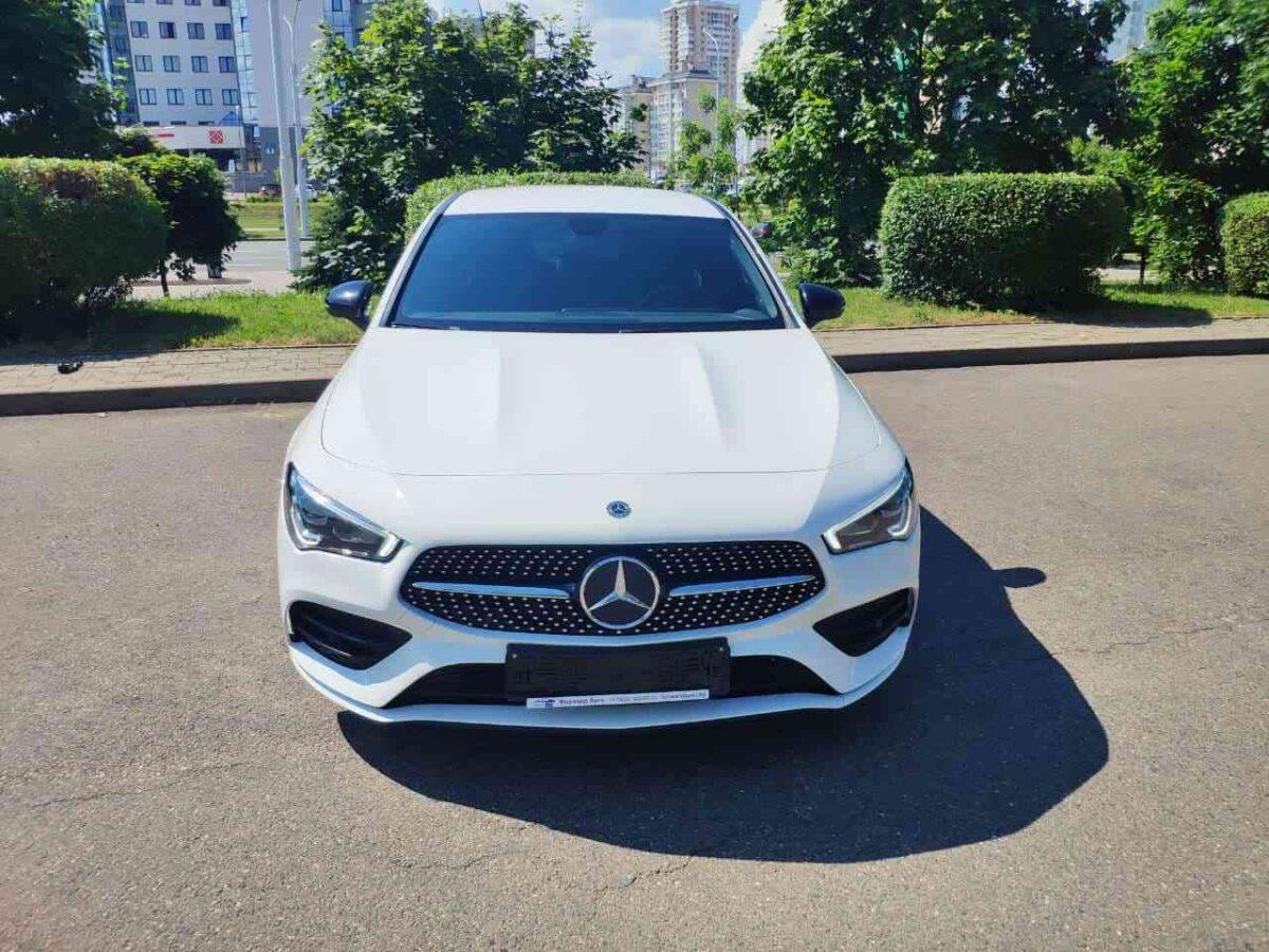 Новый Mercedes CLA минск @forwardauto minsk @форвардавто минск мерседес купить mercedes в Минске