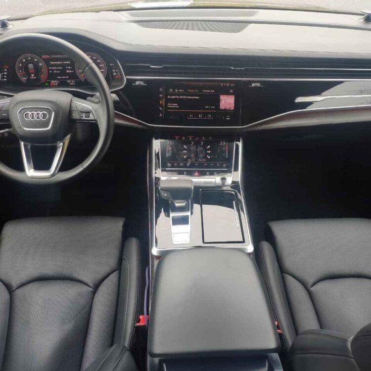 Новый Audi Q8 купить минск @forwardauto minsk @форвардавто минск Audi Q8 купить Ауди ку8 в Минске